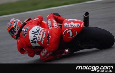 Marlboro Yamaha finish testing in Mugello