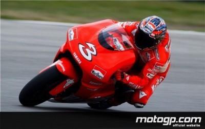 La squadra Marlboro Yamaha conclude le sue prove a Mugello