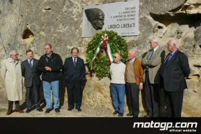 Terni honore la mémoire de Libero Liberati