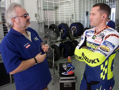 Suzuki chief Garry Taylor looking for silver lining in gloomy Barcelona