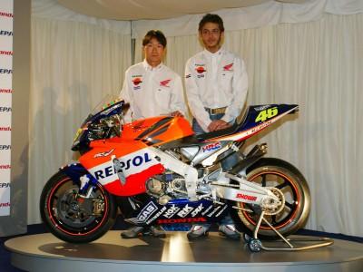 Honda y Repsol siguen juntos en el Campeonato del Mundo de MotoGP