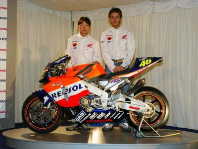 Honda and Repsol retain alliance for 2002 MotoGP World Championship