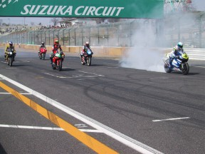 ´Open doors´ weekend at Suzuka circuit proves a roaring success