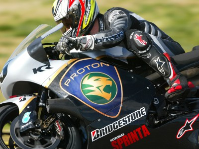 McWilliams looks to stand tall in the face of the 4-stroke hurricane