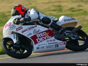 Mika Kallio hoping to turn the Finnish motorsport spotlight onto two wheels