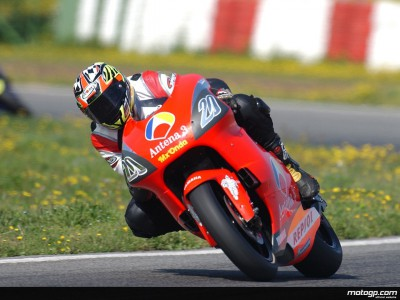 Pere Riba: ´Moving to MotoGP is like starting from scratch.´