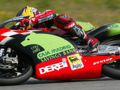 Lista oficial de inscritos del Campeonato del Mundo de 125cc