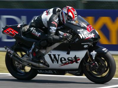Loris Capirossi décroche la pole provisoire en MotoGP
