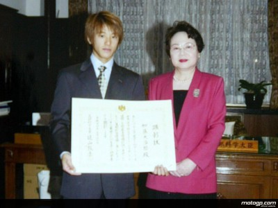 Katoh fever rising in Japan after Sports Merit Award