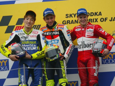 Quotes from the top three in the MotoGP class