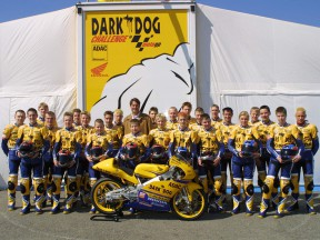 La Dark Dog Challenge verso il MotoGP prende il via in Germania