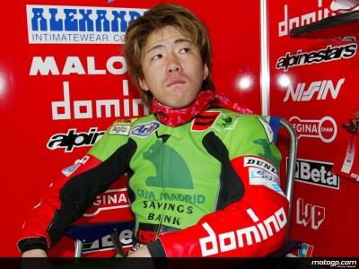 Youichi Ui vuole dimenticare Suzuka con una vittoria a Welkom