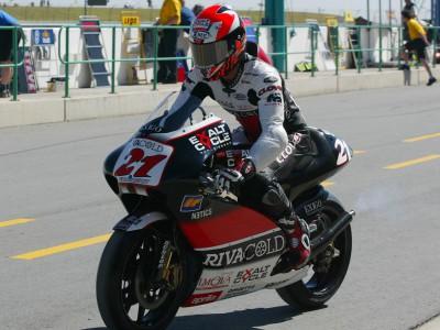 Battaini  entra en el círculo de los aspirantes al título de 250 cc