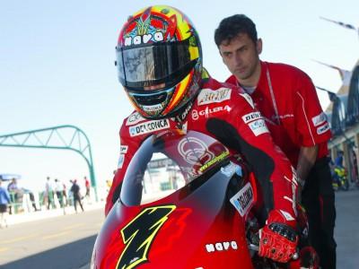 Declaraciones de los pilotos de 125 cc tras la primera sesión clasificatoria