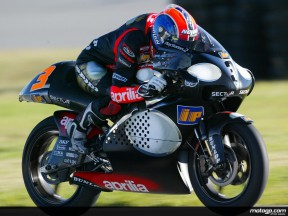 Battaini remains the quickest man in the 250 class