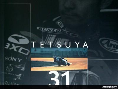 ´Tetsuya 31´, il libro che illustra la carriera sportiva di Harada