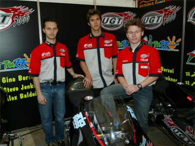 UGT ABRUZZO outfit hold official team presentation