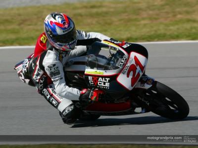 La lutte de Jerez s´annonce indécise en 125