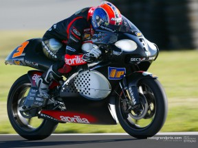 Melandri to face Spanish Armada in Jerez