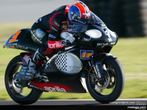 Melandri, the best CV of the 250 championship hopefuls