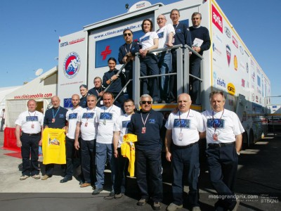 New Mobile Clinic makes debut in Jerez