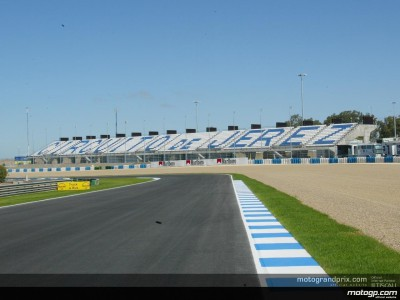 MotoGP World Championship dicovers the ´new´circuit of Jerez