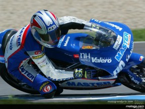 Hector Barbera, in forma per debuttare Jerez