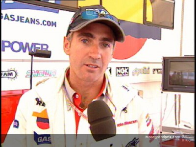 Mick Doohan analyses another pole position for Valentino Rossi