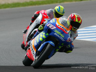 Fonsi Nieto storms to first career victory in Jerez