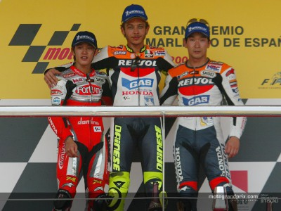 Quotes from the top three in the MotoGP race