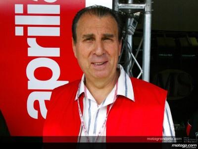 Ivano Beggio, Presidente de Aprilia,  hace balance del proyecto RS3
