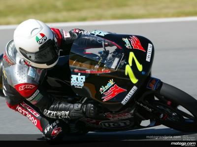 Steve Jenkner entretient la passion allemande avec un podium à Jerez