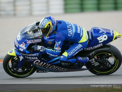Sylvain Guintoli: The forgotten man of the Gauloises Yamaha Tech 3 team