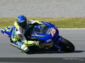 Suzuki arrive in Le Mans after intense Michelin tyre tests