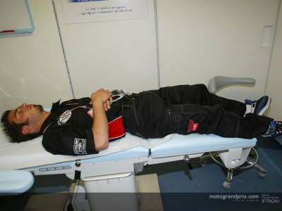Melandri working hard to be fit for Le Mans