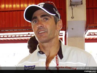 Mick Doohan looks ahead to the Polini Grand Prix de France
