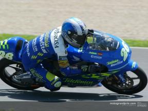 Daniel Pedrosa confirms his status amongst title contenders