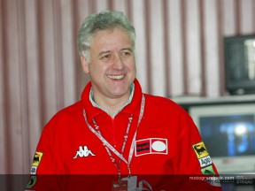 Giampiero Sacchi analizza la situazione dei piloti Gilera e Derbi prima del Gran Premio Ci