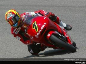 Poggiali logra la pole en una sesión muy accidentada