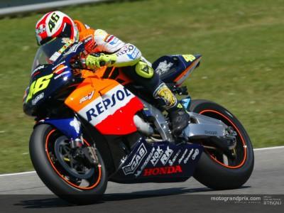 Al Mugello Rossi vince per la quarta volta nel 2002