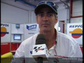 Mick Doohan analyse le Gran Premio Cinzano d´Italia