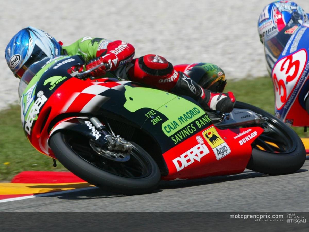Youichi Ui gets his season back on track in Mugello