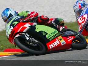 Youichi Ui gets his season back on track in Mugello