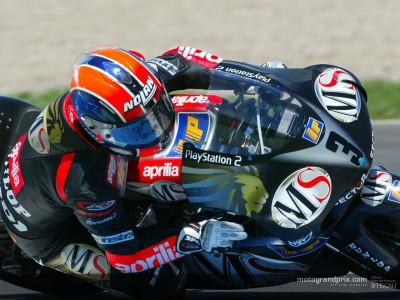 Los pilotos Aprilia prolongan su estancia en Mugello con dos jornadas de entrenamientos