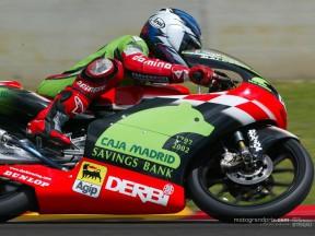 Al Mugello, per la prima volta nella 125cc, un giapponese sale sul podio