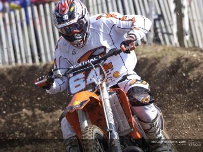 Jamie Dobb spiega la sua decisione di prendere parte alla 125 e alla 250cc del Gran Premio d´Austria