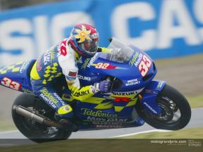 Suzuki alignera Akira Ryo dans trois Grands Prix