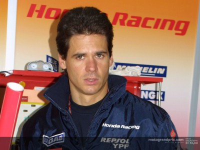 Alex Crivillé to be honoured at the GP of Catalunya