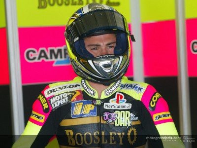 Randy De Puniet looking to stay with the leaders at Montmeló