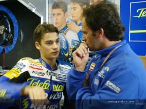 Dani Pedrosa, animado y sin nervios ante el Gran Premio en casa
